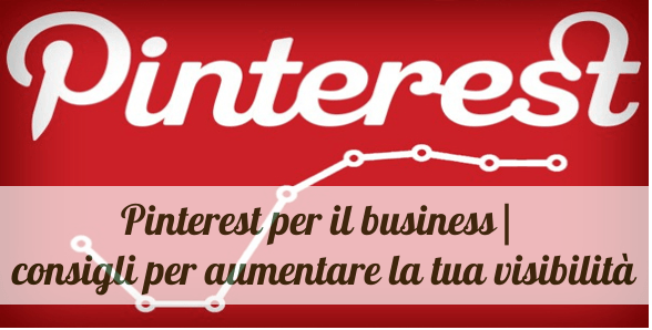 promuovere un business su pinterest