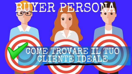 trovare il cliente ideale